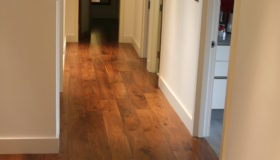 Dyfed Richards Prefinished Walnut