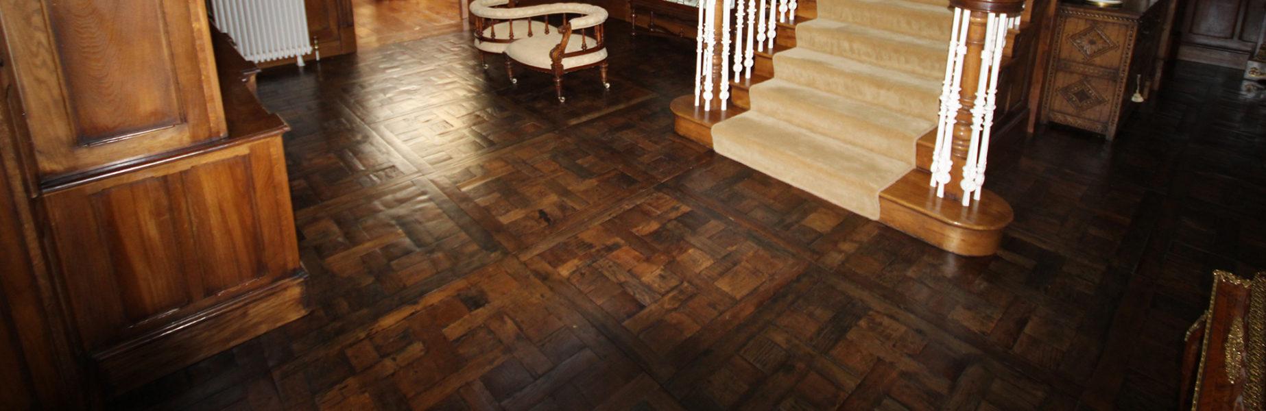 Dyfed Richards Wood Flooring Specialists